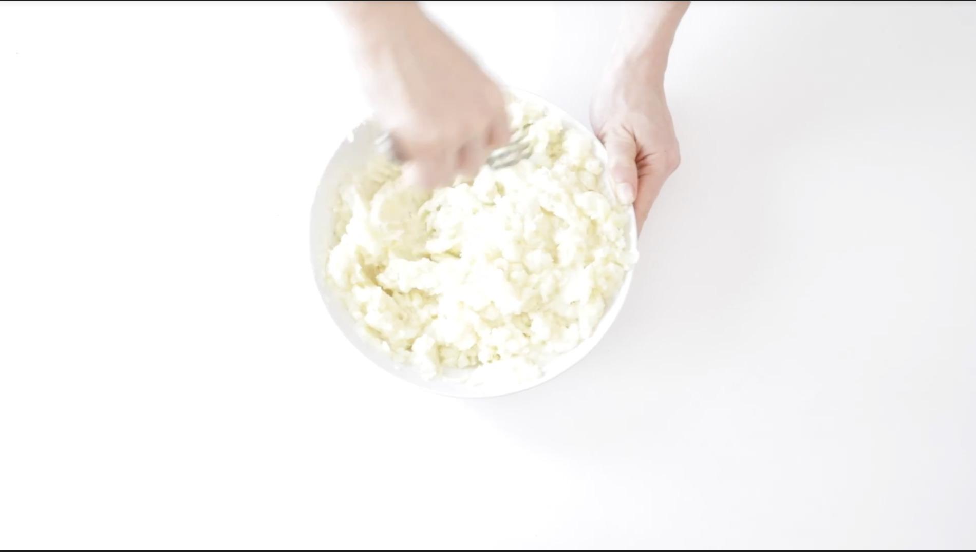 elaboración puré patatas receta hiperproteica