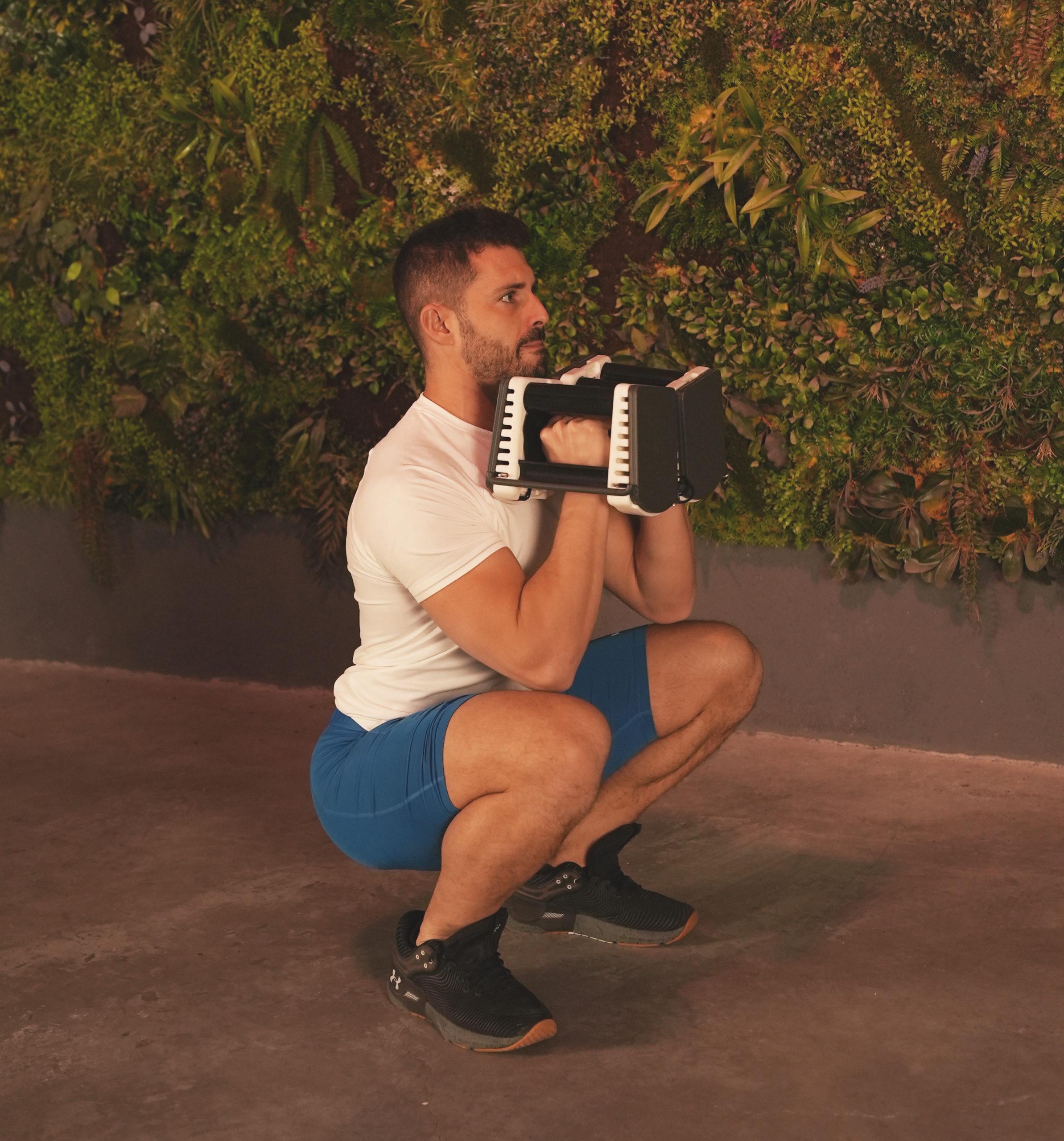 beneficios movilidad articular sergio peinado sentadillas