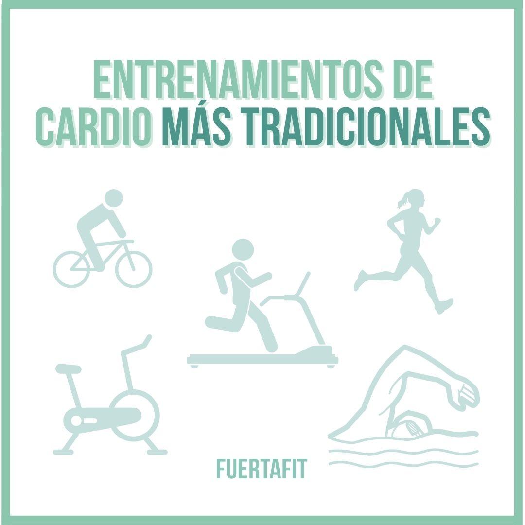 entrenamiento aeróbico tradicional