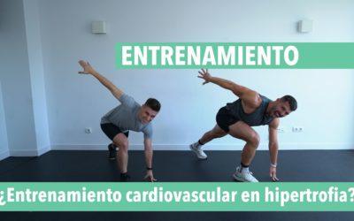 Si quiero ganar músculo, ¿puedo hacer entrenamiento cardiovascular?