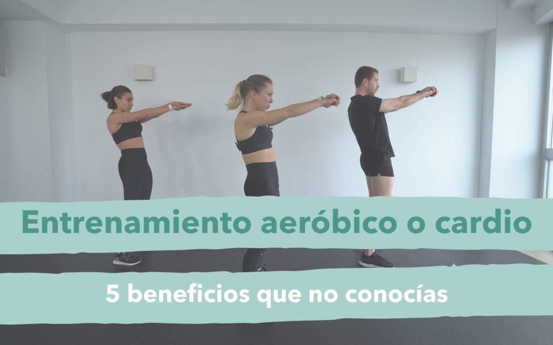 beneficios entrenamiento aeróbico