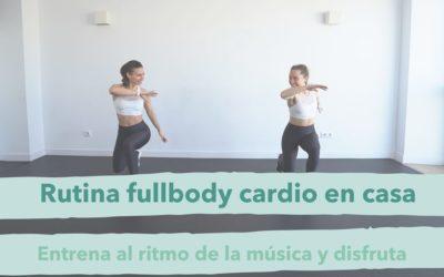 Rutina de cardio en casa: entrena al ritmo de la música