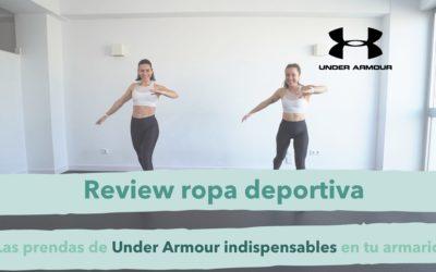Lo que opinamos de la gama más cómoda de ropa deportiva de Under Armour