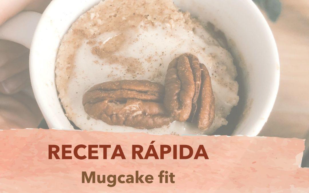 mugcake fit y rápido