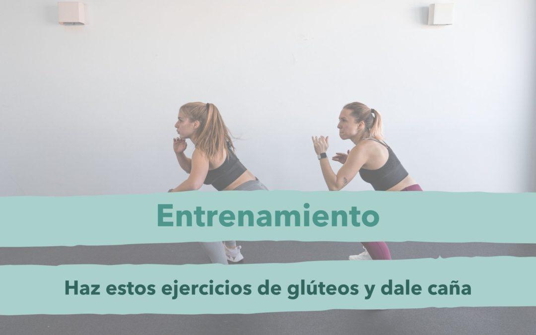 ejercicios de glúteos complementarios