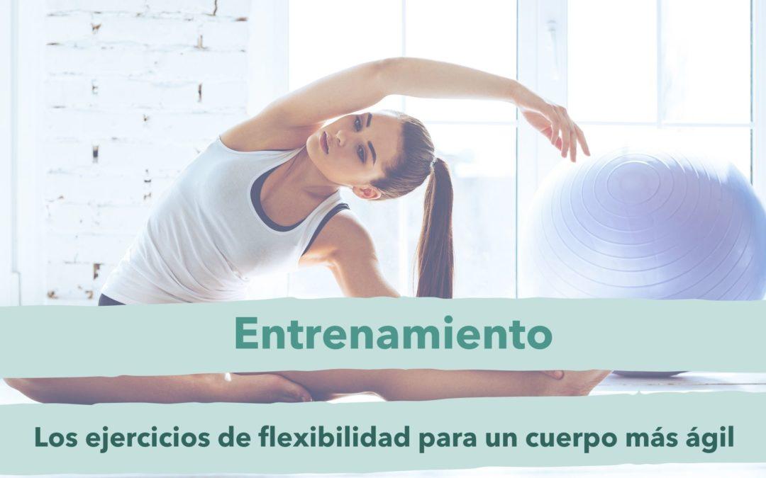 ejercicios de flexibilidad mejores